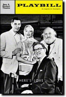 Meredith  Here's Love. Cast