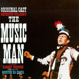 The Music Man Original Broadway Cast Recording