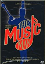 Meredith Willson's The Music Man (TV Film) DVD