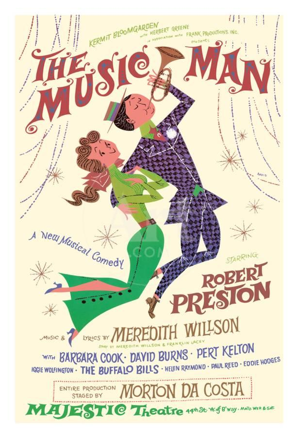 Meredith Wilson's The Music Man