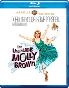 The Unsinkable Molly Brown Blu-Ray